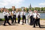 Jazzband Landespolizeiorchesters Schwerin