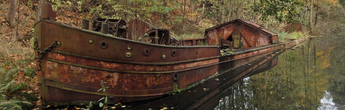 Schiff auf Elde
