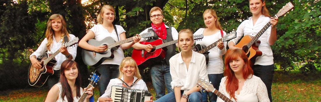 Gitarrengruppe Capo 9